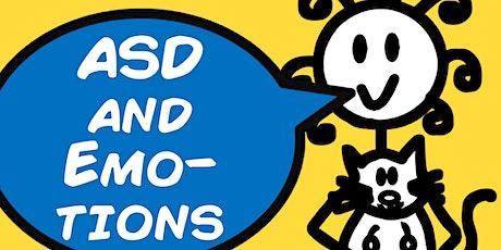 Emotions & Autism - Tiverton, Devon tickets