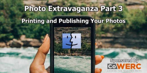 Apple Users Group December 2019 - Take better iPhone Photos Part 3 Photobooks/Print and More