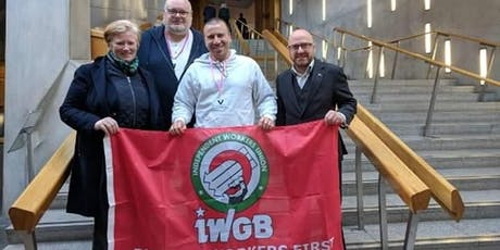 Foster Care Workers Union - Scottish Parliament Event tickets