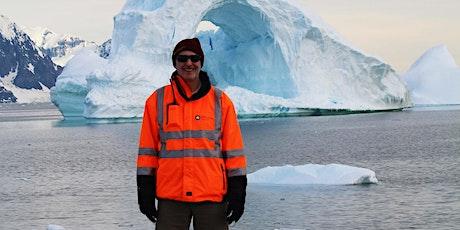 Frontiers for Life in Antarctica tickets