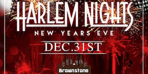 "NYE 2020 Celebration ""Harlem Nights"""
