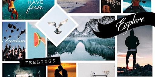 Own Your Journey 2020 Vision Board Workshop