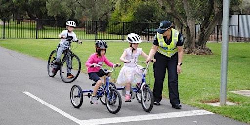 SAPOL Road Safety Centre School Holiday Program (5 - 8 yrs) Week 1