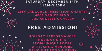 CLIC KERMES HOLIDAY  BAZAAR