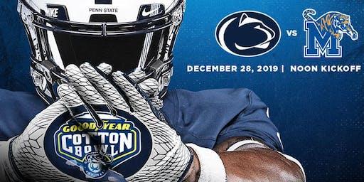 Penn State v Memphis - Cotton Bowl!