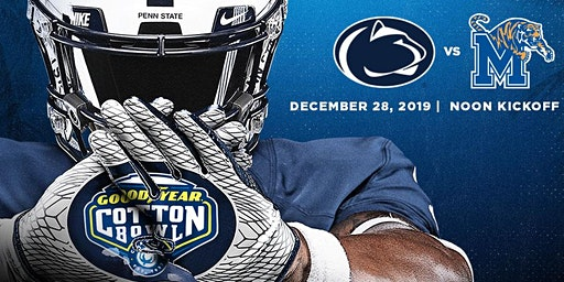 Penn State v Memphis - Cotton Bowl!
