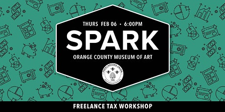 Orange County Freelancers Union SPARK: Freelance Tax Workshop tickets