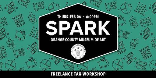 Orange County Freelancers Union SPARK: Freelance Tax Workshop