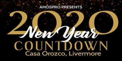 AMOSPRO 2020 COUNTDOWN @ Casa Orozco