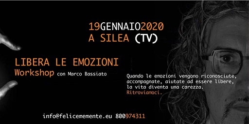 "WORKSHOP ""LIBERA LE EMOZIONI"""