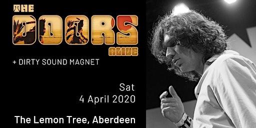 The Doors Alive - The Lemon Tree, Aberdeen