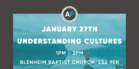 Godly Influencer Seminars: Understanding Cultures tickets