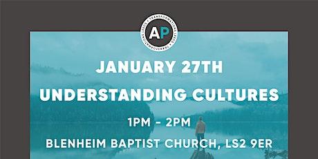 Godly Influencer Seminars: Understanding Cultures tickets