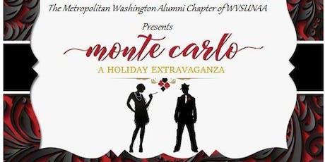 Monte Carlo: A Holiday Party Extravaganza tickets
