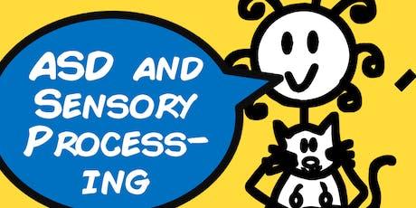 Sensory Processing & Autism - Taunton, Somerset tickets
