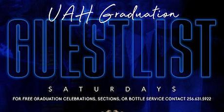 UAH Graduation Celebration - LOFT tickets