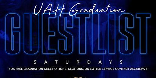 UAH Graduation Celebration - LOFT