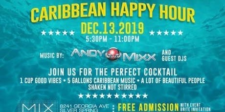 Fresh Fete Friday With a Twist: Caribbean Happy Hour tickets