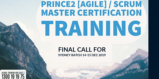 AGILE PROJECT MANAGEMENT TRAINING & CERTIFICATION