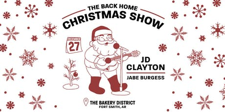 The Back Home Christmas Show tickets