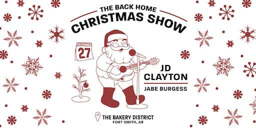 The Back Home Christmas Show