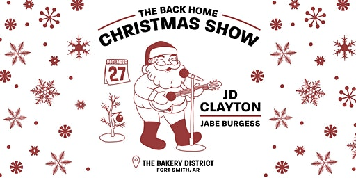 The Back Home Christmas Show
