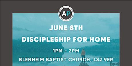 Godly Influencer Seminars: Discipleship For Home tickets