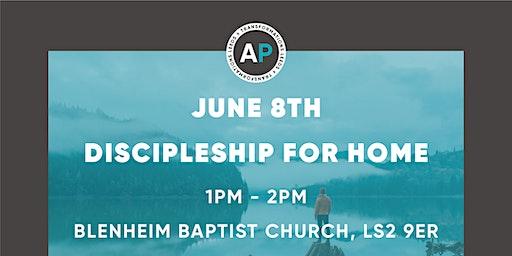 Godly Influencer Seminars: Discipleship For Home
