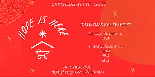 Christmas at City Light