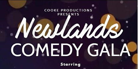 2019 Newlands Comedy Gala tickets