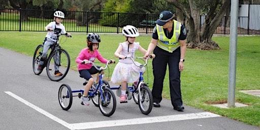 SAPOL Road Safety Centre School Holiday Program (5-8 yrs) Week 2