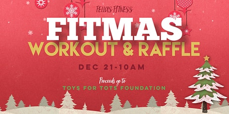 Fitmas Workout & Raffle tickets