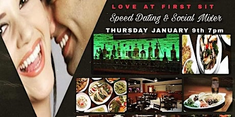 Love At First Sit Speed Dating And Social Mixer tickets