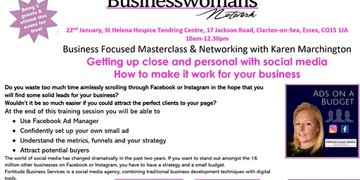 The Business Womans Network - How to make social media work for your business