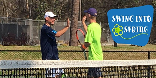 "10th Annual ""Swing Into Spring"" Abilities Tennis Unified Doubles Tournament"