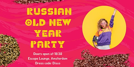 The Russian Old New Year Party 2020 tickets