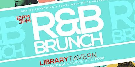 Sunday R&B Brunch tickets