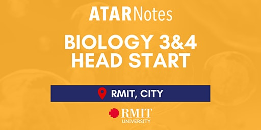 VCE Biology Units 3&4 Head Start Lecture