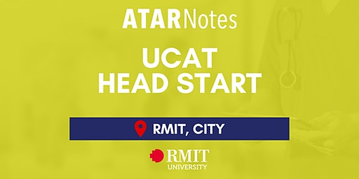 VIC UCAT Head Start Lecture