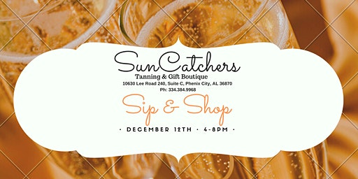 SunCatchers Sip & Shop
