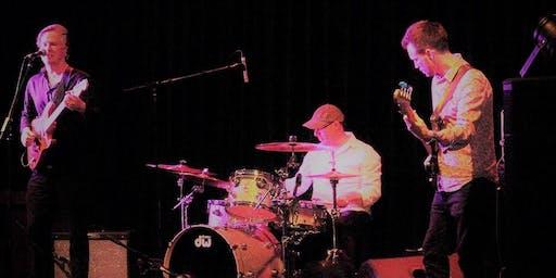 Simon Kinny-Lewis & Band back at Butchers Brew Bar