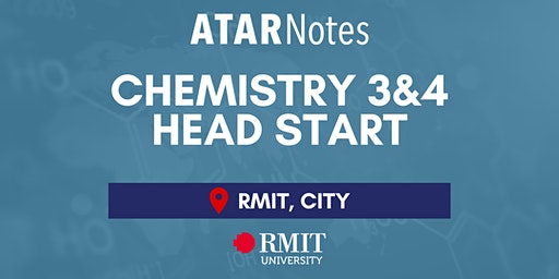 VCE Chemistry Units 3&4 Head Start Lecture