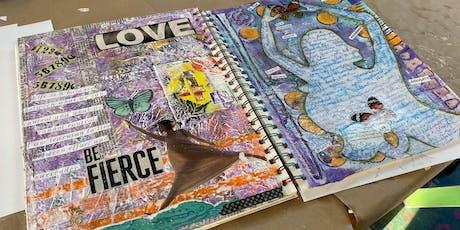Art Journal tickets