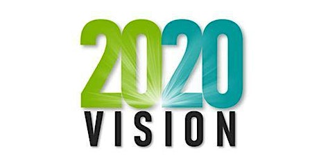 Visualize Resilience - A 2020 Vision tickets