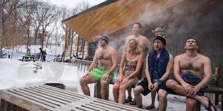 Sauna Reservations at the Trailhead, Dec. 12-22 tickets