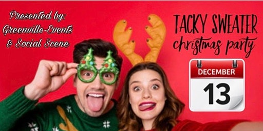 Tacky Sweater Christmas Party