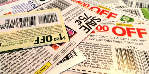 Coupons 101 Workshop