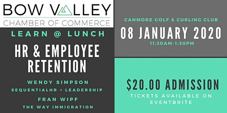 Learn @ Lunch! tickets