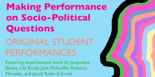 Making Performance on Sociopolitical Questions