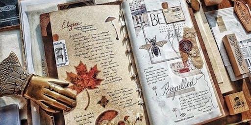 Smash Book/Junk Journaling